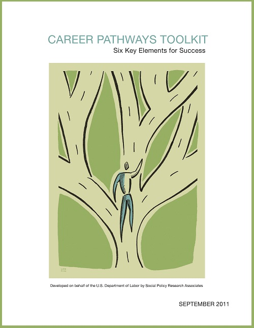 Career Pathways Toolkit: Six Key Elements for Success (PDF)