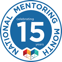 National Mentoring Month Seal