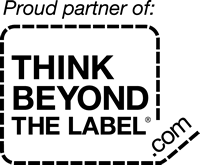 Think Beyond the Label Partner Logo