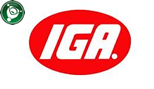 Beardstown IGA Logo