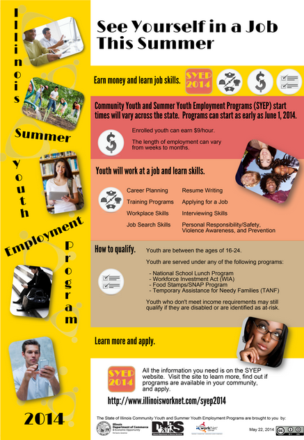 SYEP Youth Flyer