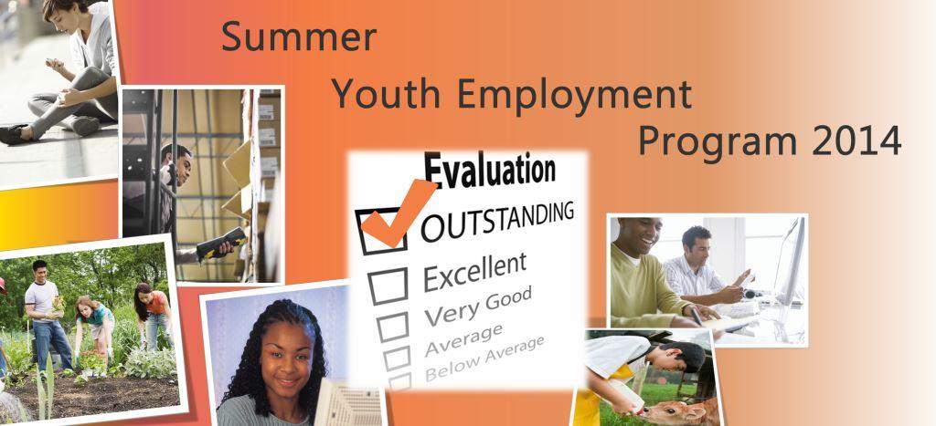 Summer Youth Employment Program 2014