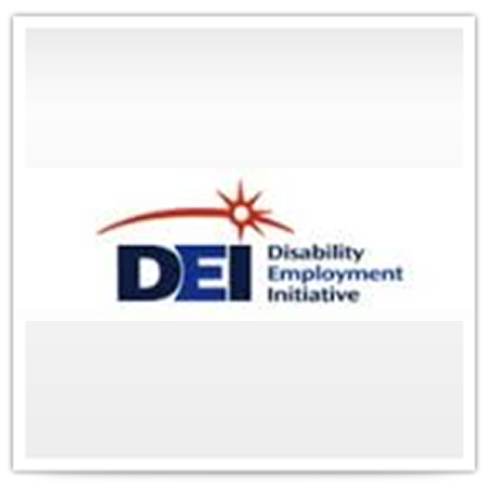 Disability Employement Initiative Logo